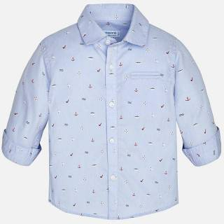 Camisa - Camisa estampado marinero